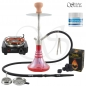 Preview: Shisha Set Aladin MVP 460 - shiny red 3.2