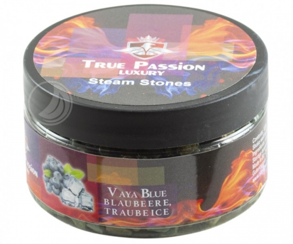 True Passion Dampfsteine - Vaya Blue - 120g
