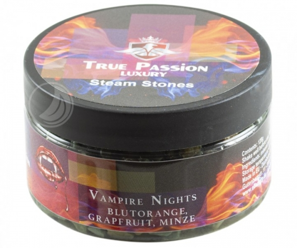 True Passion Dampfsteine - Vampire Nights - 120g
