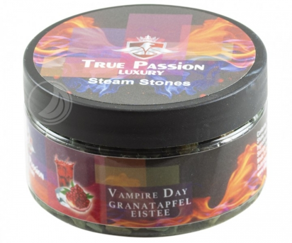 True Passion Dampfsteine - Vampire Day's - 120g