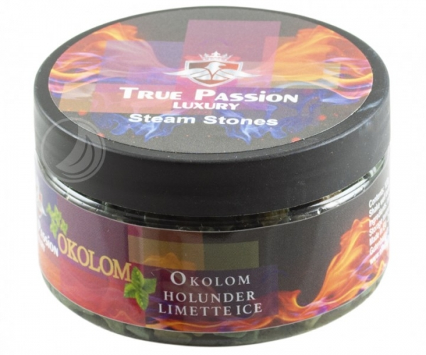True Passion Dampfsteine - Okolom - 120g