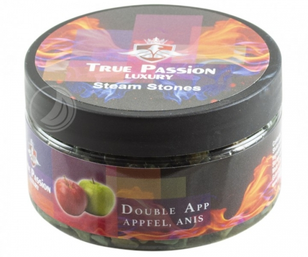 True Passion Dampfsteine - Double App - 120g