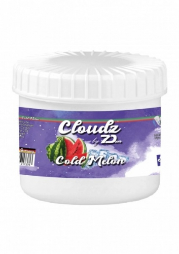 Cloudz by 7Days Dampfsteine - Cold Melon - 50g