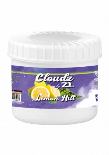 Cloudz by 7Days Dampfsteine - Lemon Hill - 50g