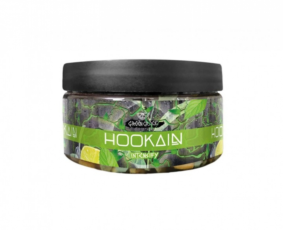 Hookain inTens!fy - Green Crack - 100g